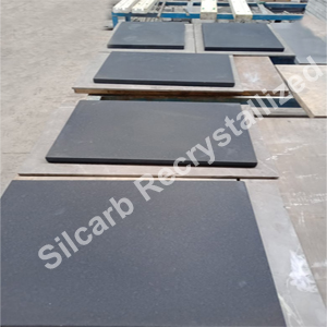 Silicon Carbide Plates And Batts
